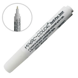 Caneta Magic Color Texti - Pen 3mm cor Branca